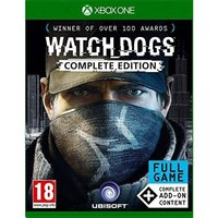 Watch Dogs Complete Edition Game Xbox One