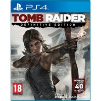 Ex-Display Tomb Raider Definitive Edition Game PS4