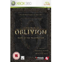 The Elder Scrolls IV Oblivion Game of the Year (GOTY) Game