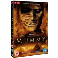 The Legend of the Mummy DVD