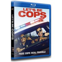 Let's Be Cops Blu-ray