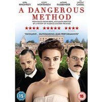 Dangerous Method DVD