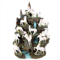 Set of 12 Unicorns with Display