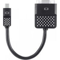 Belkin Mini Displayport to VGA Adapter (Black