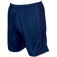 Precision Mestalla Shorts 42-44 Navy/Red