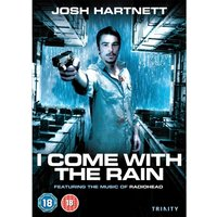 I Come With The Rain DVD