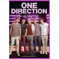 'One Direction The Only Way Is Up Dvd