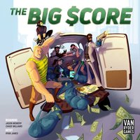 The Big Score Board Game