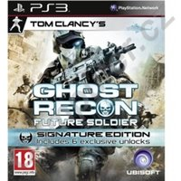 Tom Clancys Ghost Recon Future Soldier Signature Edition Game