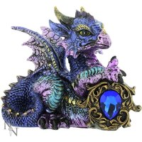 Tyrian Dragon Figurine