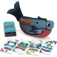 Happy Salmon Card Game - Blue Edition