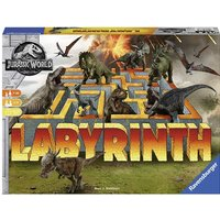 Ravensburger Jurassic World Labyrinth - The Moving Maze Game