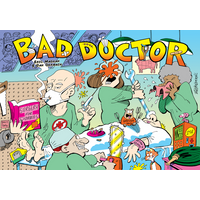 Bad Doctor Board Game