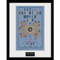Harry Potter Quiditch World Cup 2 Collector Print (30 x 40cm)