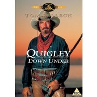 Quigley Down Under DVD