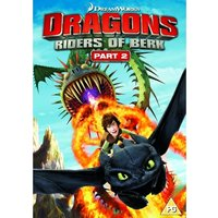 Dragons: Riders of Berk - Part 2 DVD