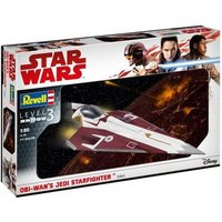 Star Wars Obi-Wan's Jedi Starfighter Level 3 Model Kit
