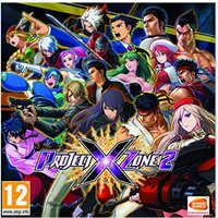 Project X Zone 2 3DS Game