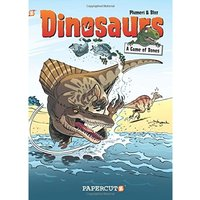 Dinosaurs #4: Sea Monsters! Hardcover
