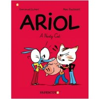 Ariol: A Nasty Cat (Volume #6)