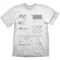 Assassin's Creed Men's T-shirt Small Animus Powered By Abstergo Industries