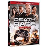 Death Race 3 Inferno DVD