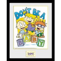 Rugrats Don't Be A Baby Collector Print