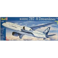 Boeing 787-8 Dreamliner 1:144 Revell Model Kit