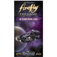 Firefly The Board Game Esmeralda Ship Expansion