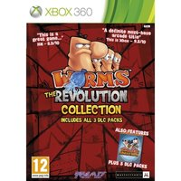 Worms the Revolution Collection Game