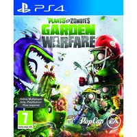 Plants Vs Zombies Garden Warfare PS4 Game