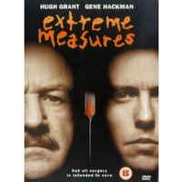 Extreme Measures DVD