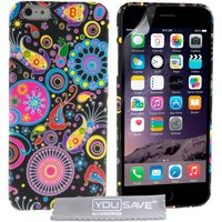 YouSave Accessories iPhone 6 Plus / 6s Plus Jellyfish Case