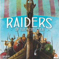 Raiders of the North Sea - 2nd Edition (2017)