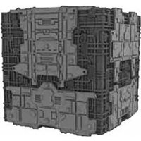 Star Trek Attack Wing Tactical Borg Cube Wave 5