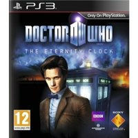 Doctor Who The Eternity Clock Game