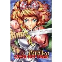 Sword Princess Amaltea, Volume 1 manga (English)