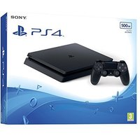 'Playstation 4 (500gb) Black Console [f-chassis]