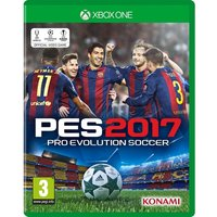 Pro Evolution Soccer 2017 Xbox One Game