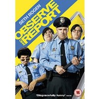 Observe And Report DVD