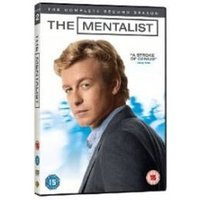 The Mentalist The Complete Second Season DVD