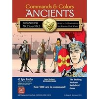 Commands and Colors Ancients Expansions 2 & 3 Board Game