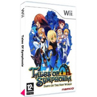 Tales Of Symphonia Dawn Of The New World Game