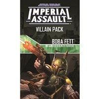 Star Wars Imperial Assault Boba Fett Villian Pack