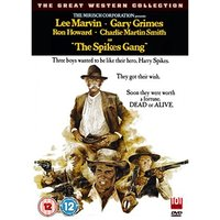 The Spikes Gang 1974 DVD