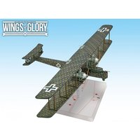 Wings of Glory: Zeppelin Staaken R. VI (Schilling) Board Game