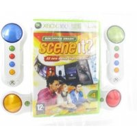 Scene It? Box Office Smash! Including 4 Big Buttons Pads Game