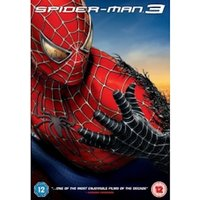Spider-Man 3 DVD