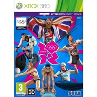 London 2012 The Official Video Game of the Olympic Games (Kinect Compatible) Game