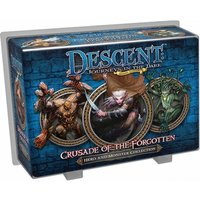 Ex-Display Descent Journeys in the Dark 2nd Edition Crusade of the Forgotten Expansion